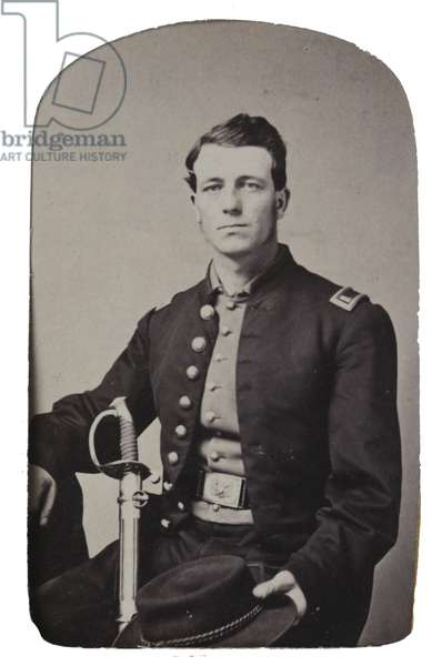 United States Civil War, Officer of Berdan's Sharpshooters