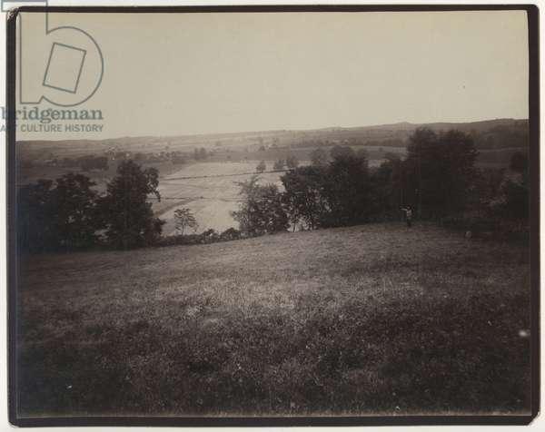 United States Civil War , Gettysburg Battlefield East Cemetery Hill, NE