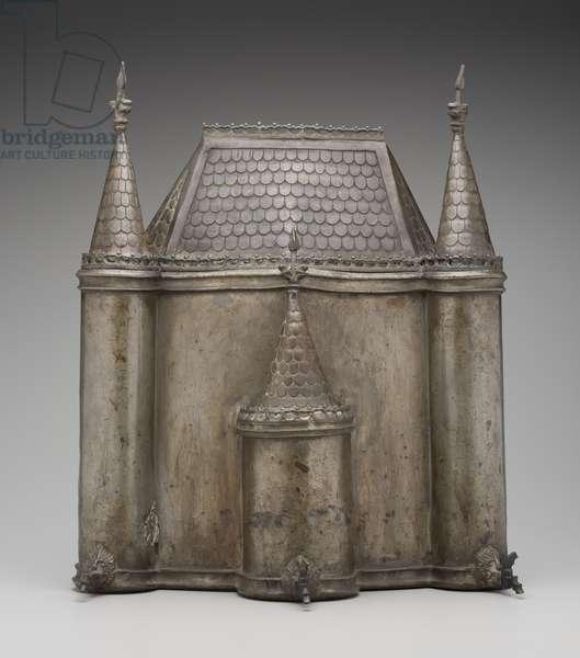 Laver, c.1530 (pewter & cast iron)
