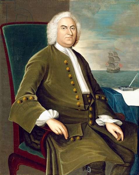James Bowdoin, 1746-7 (oil on canvas)