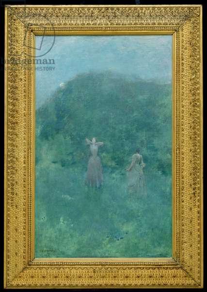 Summer, 1893 (oil on canvas)