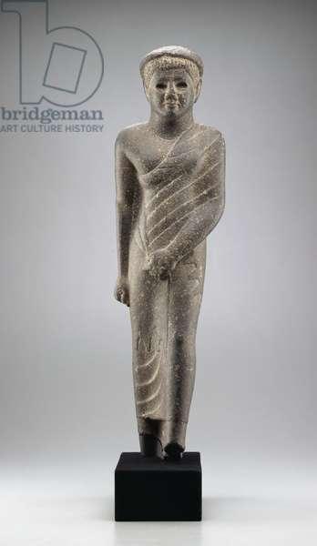 Figure of Pakhom, 50/30 BC (granite)