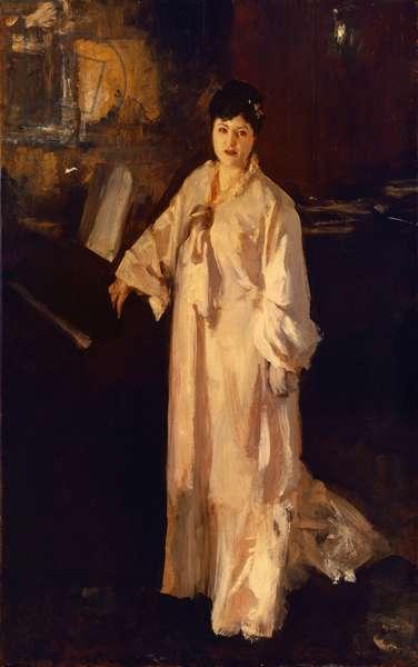 Judith Gautier, c.1885 (oil on canvas)
