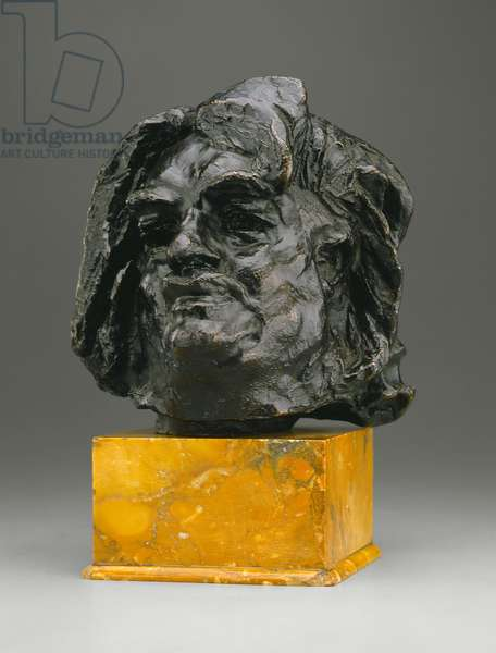 Head of Balzac, 1897 (bronze)