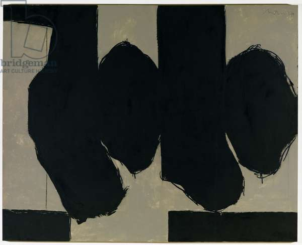 Elegy to the Spanish Republic #131, 1974 (oil on canvas)