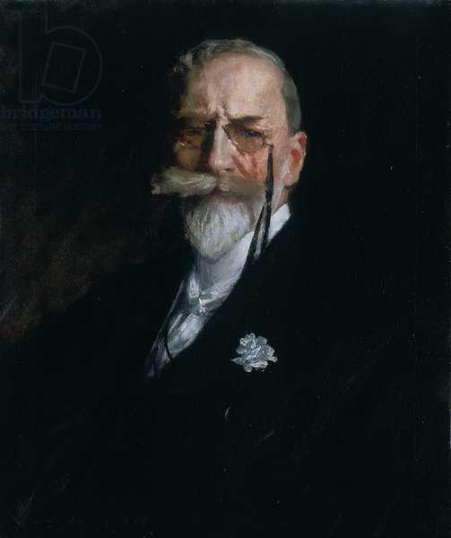 Self Portrait, c.1914 (oil on canvas)