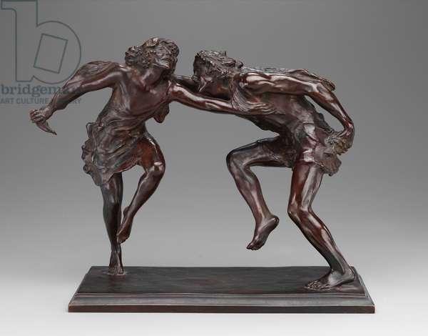 Russian Dancers, 1911 (bronze)