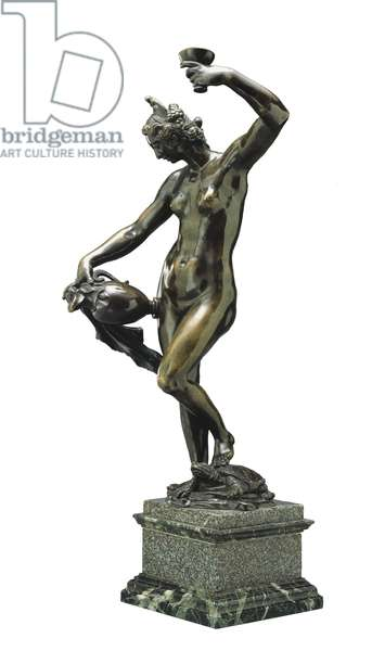 Hebe, 1590 (bronze)