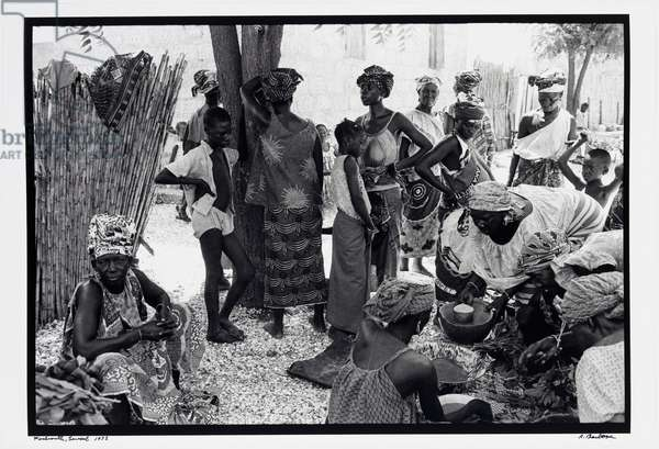 Fadiouith, Senegal, 1972 (pigment print)