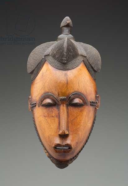 Baule Mask (wood)