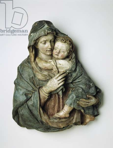 Madonna and Child (terracotta)