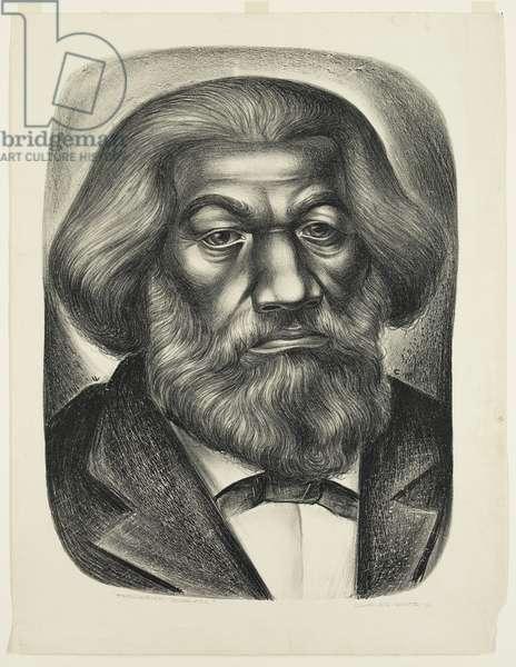 Frederick Douglass, 1951 (litho)