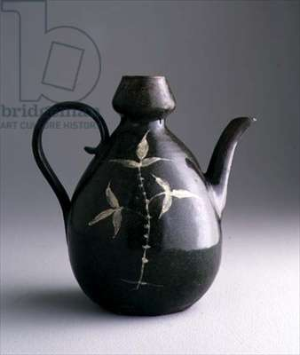 Ewer, Korean, early 12th century (ceramic)