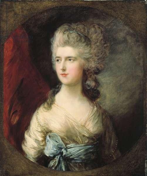 Lady Anna Horatia Waldegrave, c.1783 (oil on canvas)