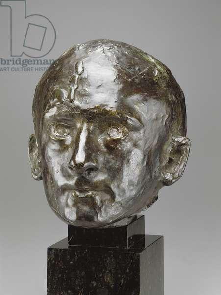 Baudelaire, 1898 (bronze)