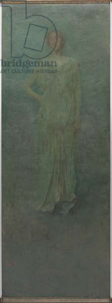 Classical Figure, 1898 (oil on panel)