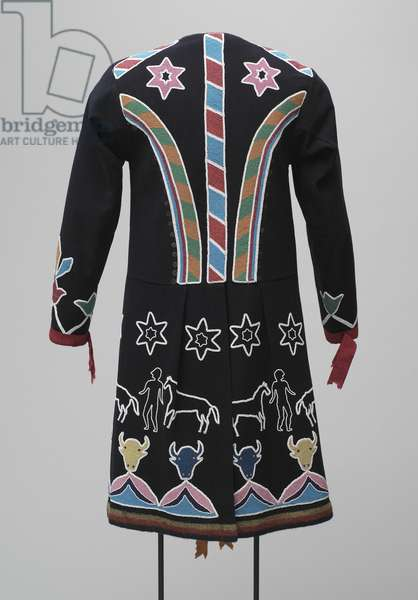Coat, Oto, c.1890 (mixed media) (see also 349488)