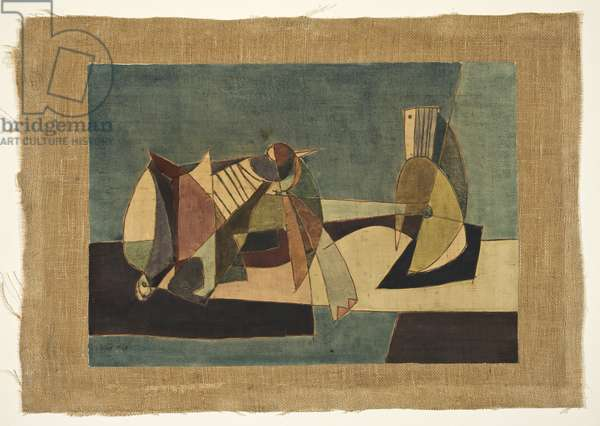 Dispetto, 1948 (w/c on paper)