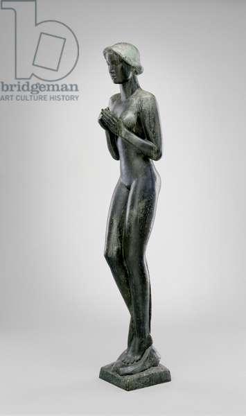 Assunta, 1921 (bronze)