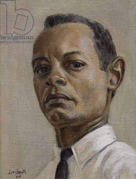 Self Portrait, 1964 (oil on canvas)