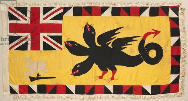 Asafo flag (cotton)