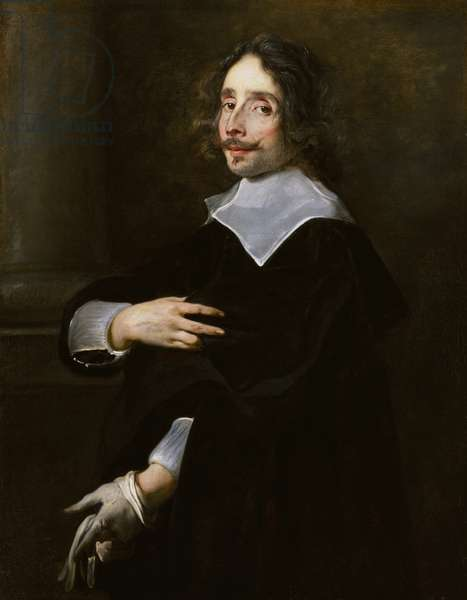 Young Man, c.1650 (oil on canvas)