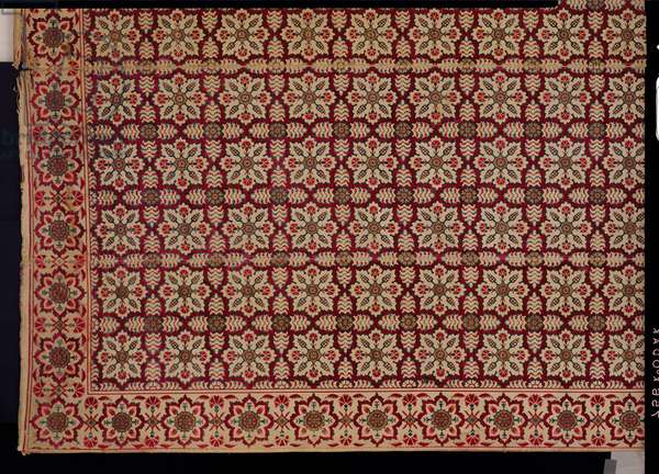 Floorcover, Turkish, early 16th century (textile)