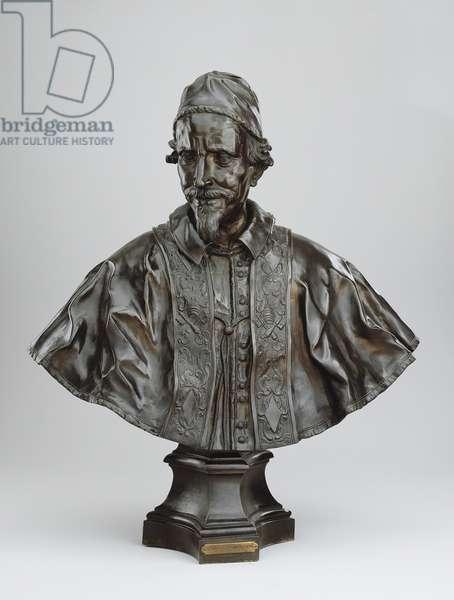 Pope Clement IX, c.1669/78 (bronze)