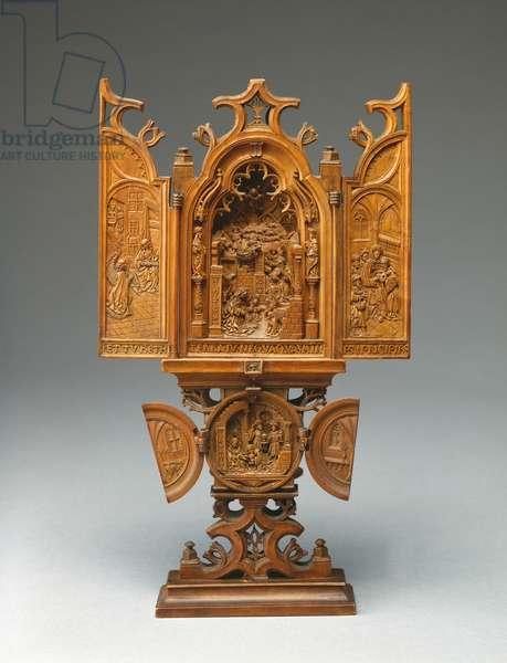 Nativity, c.1520 (boxwood)