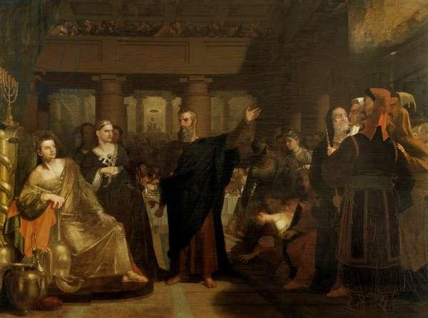 Belshazzar's Feast, 1817-43 (oil on canvas)