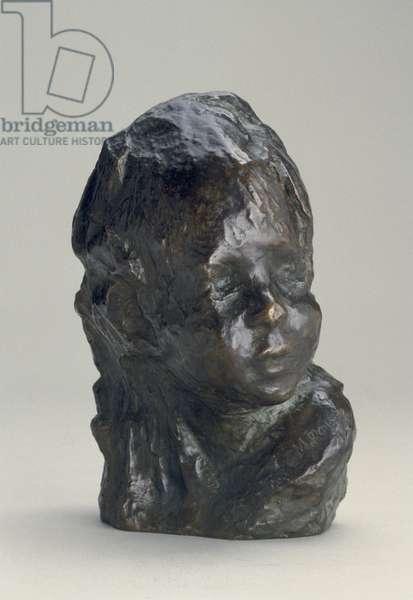 Bambino Ebreo (Hebrew Boy), 1892-93 (bronze)