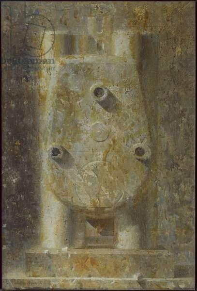 Object, 1965 (acrylic on canvas)