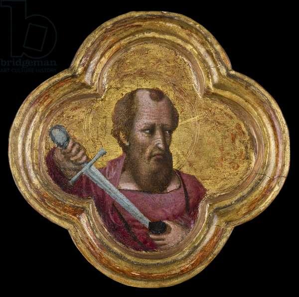 St. Paul (tempera on panel)