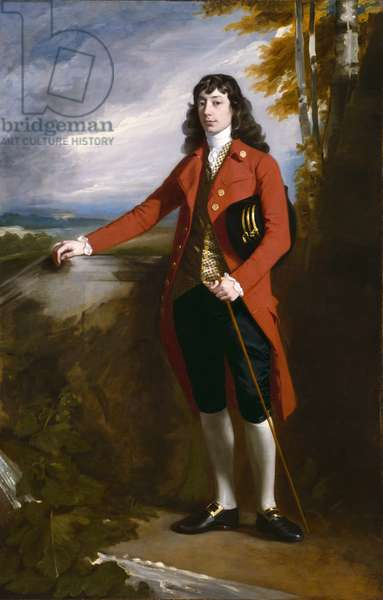 George Boone Roupell, 1779/80 (oil on canvas)