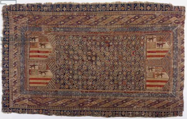 Armorial Carpet (wool)