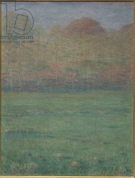 Autumn, 1893 (oil on canvas)