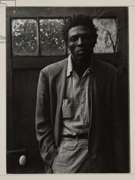 Self Portrait, mid 20th century (gelatin silver print)
