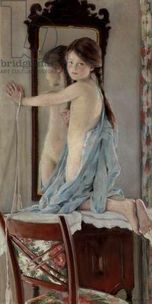 Crosslights, 1913 (oil on canvas)
