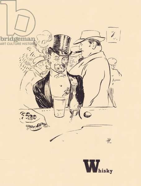 W as Whiskey