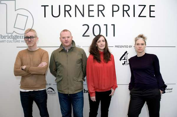 2011 Turner Prize nominees