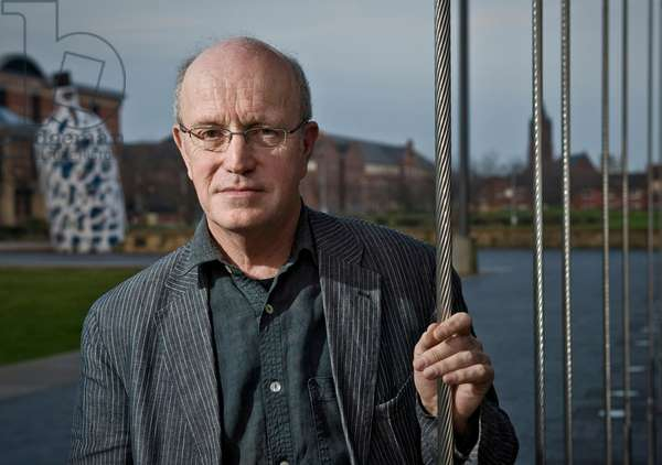 British writer Iain Sinclair
