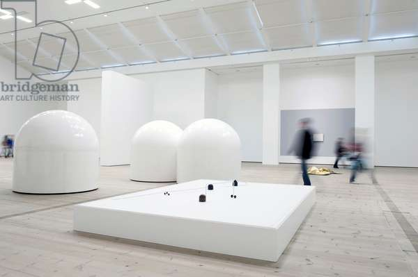 Robert Breer at the Baltic Centre for Contemporary Art