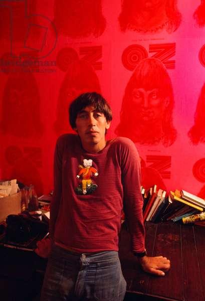 Richard Neville, 1971 (photo)