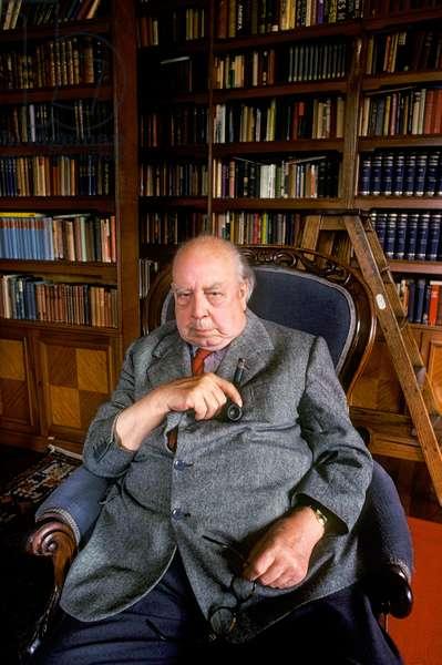 J. B. Priestley (photo)
