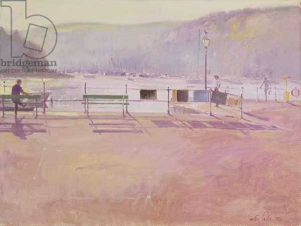 Day Break, Fowey, 1991
