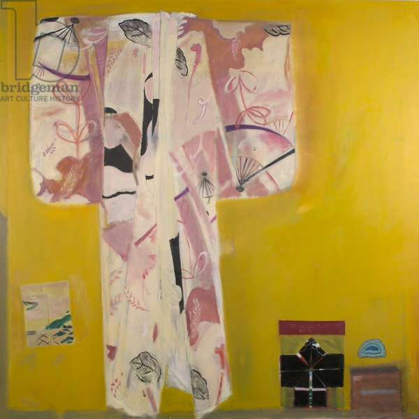 Kimono, 2008 (oil on canvas)