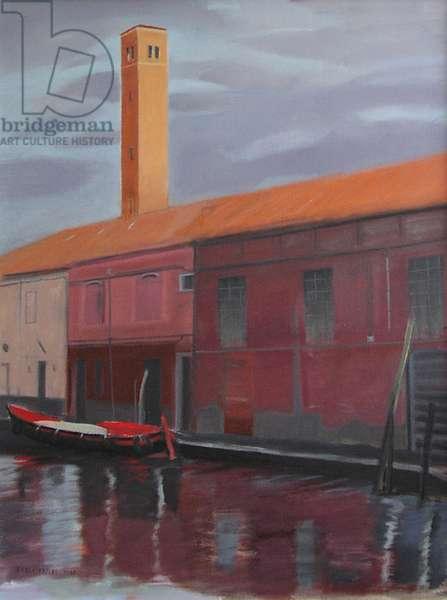 Murano (oil on canvas)