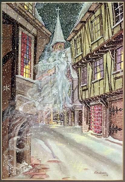 Snow Queen, 1975