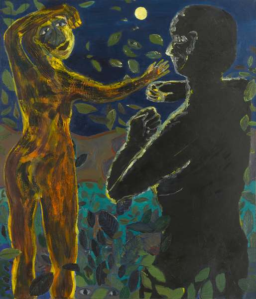Going Ape, 1982 (oil on canvas)