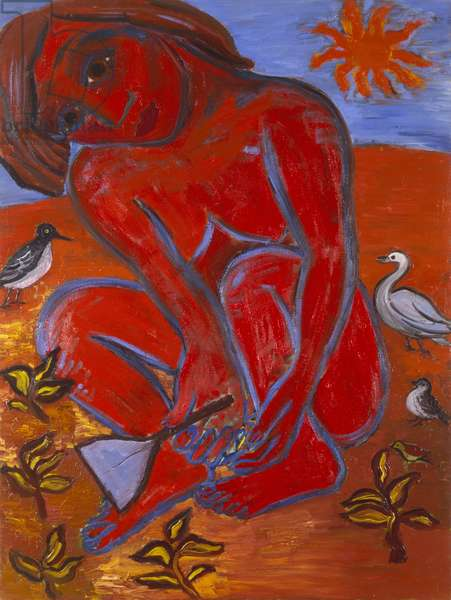 Pick of the Crop, 1987 (oil on canvas)